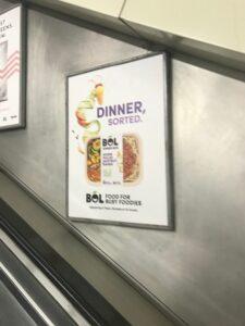 BOL Foods Tube Poster